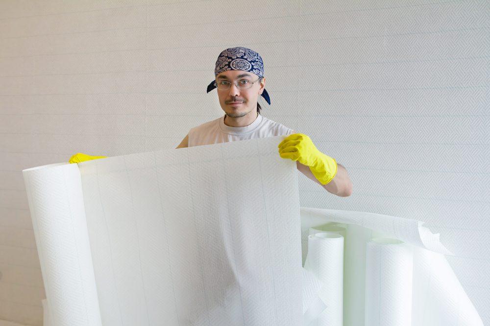 壁紙を綺麗に張る壁装作業のプロを目指す/一級試験講座DVDは、建設業でキャリアアップを目指したい方におすすめ!